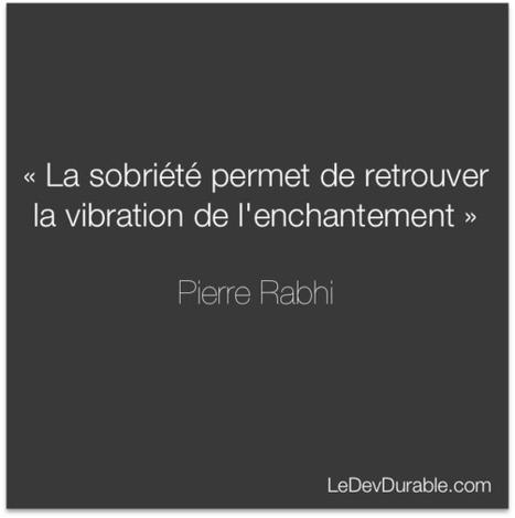 Pierre Rabhi | Citations | Scoop.it