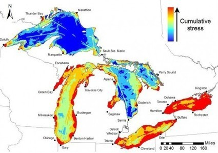 How Climate Change is Damaging the Great Lakes   EcoWatch   Scoop.it