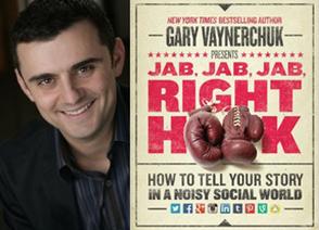 "Gary Vaynerchuk Talks ""Jab, Jab, Jab, Right Hook"" on the Content Marketing Podcast | Internet Billboards | Genius Marketing | Scoop.it"