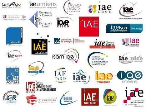 Les IAE : très appréciés par leurs étudiants et les entreprises, pas toujours assez par leur université | Social | Scoop.it