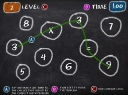 123Connected - Cool Math Apps for Kids - Fun Educational Apps for ... | Educational Apps | Scoop.it