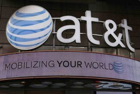 AT&T, Verizon Make Differing Bets as Wireless Growth Stalls | Business Video Directory | Scoop.it