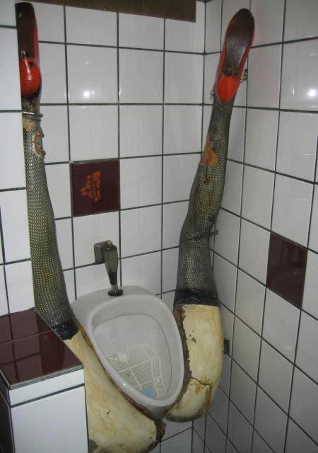 Craziest Urinals We've Ever Seen | Odd Random Thoughts | Scoop.it