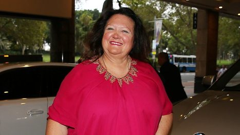 Gina Rinehart's QCI earns option to buy 25pc of Bundaberg project | Health & Ageing for Wide Bay | Scoop.it