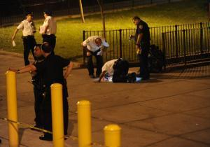 Boy, 4, shot in head and dies in wild shootout on a Bronx basketballcourt   READ WHAT I READ   Scoop.it