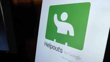 Google Announces Live Video Tutorials Called 'Helpouts' | Authors in Motion | Scoop.it