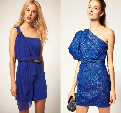 Moda de fiesta Navidad 2011: 20 vestidos asimétricos, ¡rompiendo las normas! | different | Scoop.it