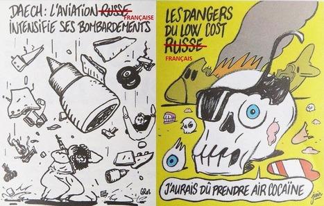 "EXCLU #CrashEgyptAir : La prochaine ""Une"" de #CharlieHebdo ? #Russie #EI | Infos en français | Scoop.it"