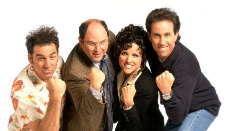 """Seinfeld"" Celebrates 25 Years on Television - NBC Bay Area 