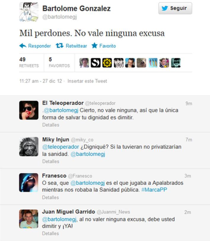 'El País' pilla a dos diputados del PP jugando al Apalabrados ... | Partido Popular, una visión crítica | Scoop.it