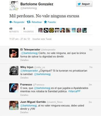 'El País' pilla a dos diputados del PP jugando al Apalabrados ...   Partido Popular, una visión crítica   Scoop.it