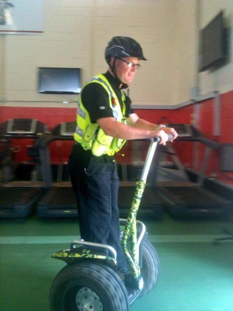 Twitter / SafetyServiceNY: Potential new mode of transport ... | Social Network for Logistics & Transport | Scoop.it