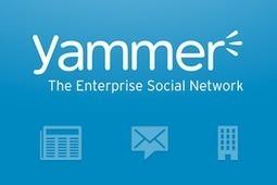 Microsoft ajoute la traduction automatique sur Yammer | Metaglossia: The Translation World | Scoop.it