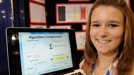 "Mashable : ""Teen develops computer algorithm to diagnose leukemia 