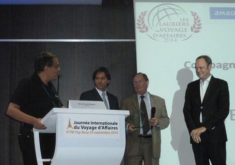 Lauriers du voyage d'affaires : Hop! remporte le Grand Prix 2014   Le tourisme d'affaires (MICE)   Scoop.it