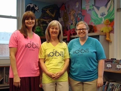 Summer reading program promotes literacy, builds community | Creativity in the School Library | Scoop.it