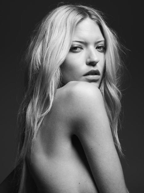 [exclusive interview] Martha Hunt @ IMG Models NY | Clothes etc. | Scoop.it