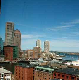 Penthouse Views from Seaport Office Space | Downtown with Kevin Brown | Boston | Scoop.it