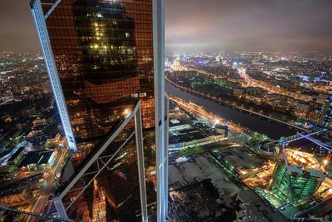Le plus haut gratte-ciel européen est russe ! | Tout le web | Scoop.it