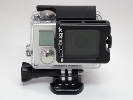 GoPro Cameras Get Simple, High-Quality Filters with Lee's New 'Bug' Lineup @ Weeder | Image Effects, Filters, Masks and Other Image Processing Methods | Scoop.it