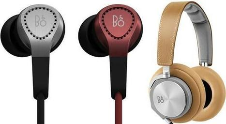 BeoPlay H3 & H6, by Bang & Olufsen | Art, Design & Technology | Scoop.it