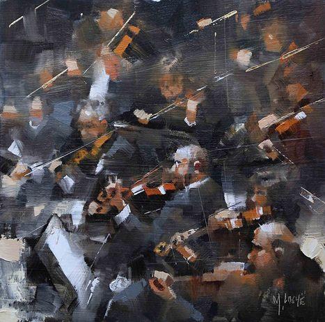 Mark Lague Fine Art | Artistes et créateurs d'aujourd'hui... | Scoop.it