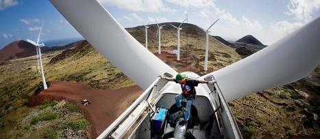 Grace au trio Chine, USA , Allemagne, l'éolien surpasse le nucléaire dans le monde | Renewables Energy | Scoop.it