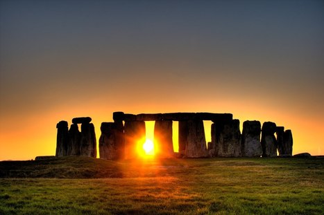 New digital map reveals stunning hidden archaeology of Stonehenge | Bronze Age | Scoop.it