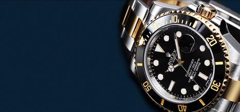 Get luxury Second Hand watches Online – Realistic Deals | Watches | Scoop.it