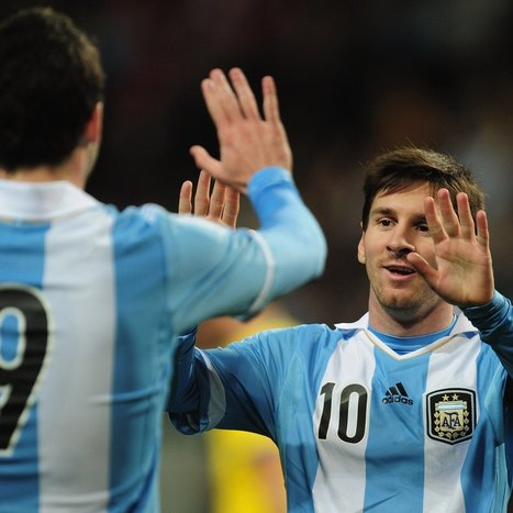 Argentina's 30-Man Squad Named | Brazil World Cup 2014 | Scoop.it