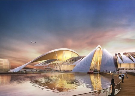 Twelve Architects to Design Airport in Russia for 2018 World Cup - ArchDaily   Graphic Design   Scoop.it