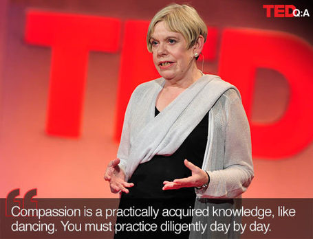 On the 12 steps to a compassionate life: Q&A with Karen Armstrong  | TED Blog | Charter for Compassion | Scoop.it