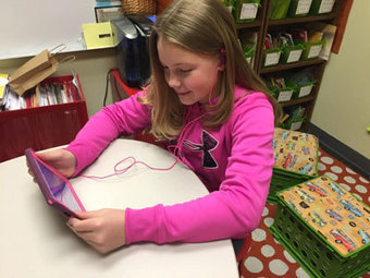 Assistive Technology for Struggling Readers | Library Web 2.0 skills | Scoop.it