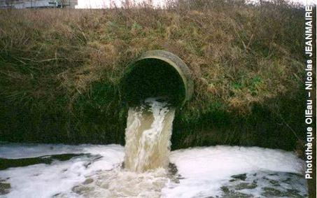 La pollution des eaux : un vaste sujet   Toxique, soyons vigilant !   Scoop.it