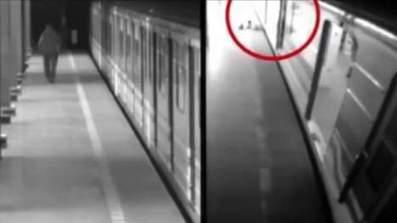 Vrouw wordt tweemaal door metro overreden en overleeft | MaCuSa max | Scoop.it
