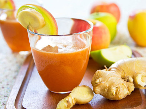 Only One Cup of This Drink will Clean Your Body From Toxins | diet | Scoop.it