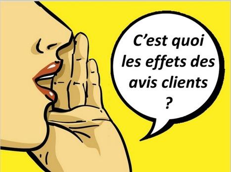 Les 3 influences des avis clients | Satisfaction et fidélité clients | Service clients et clients mécontents, influence sur l'é-réputation et le SEO des commerçants | Scoop.it