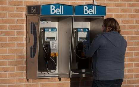 CRTC wants to know if Canadians still use payphones | Canada Today | Scoop.it
