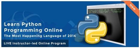 Learn Python Programming for Software Development | TalentSprint | Software Training | Scoop.it