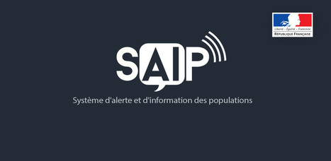 Lancement de l'application mobile SAIP | Méli-mélo de Melodie68 | Scoop.it