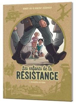 Enfants de la résistance : comprendre l'histoire devient un jeu d'enfant ! | Coups de cœurs jeunesse | Scoop.it