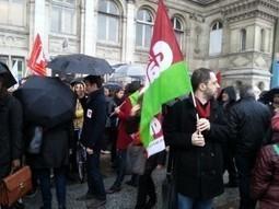 A Paris, une forêt de parapluies contre la haine homophobe | A gauche toute | Scoop.it