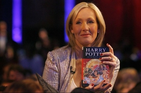 Career Story of J.K. Rowling, the Writing Wizard - CareerGuide.com - Official Blog | Online Career Counselling Platform | Scoop.it
