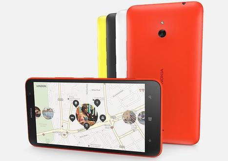 Nokia Lumia 1320 and Lumia 525 launched in India | prodsea.com - Prices of Mobile, Laptop and Cameras in India | Scoop.it