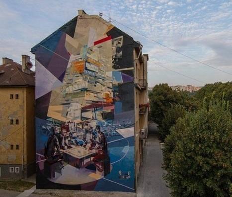 Savage Habbit | Street Art Communication: Chazme x Tone | World of Street & Outdoor Arts | Scoop.it