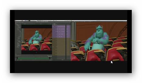 This Rare Peek At Pixar's Animation System Is Computer-Generated Magic - io9 | Machinimania | Scoop.it