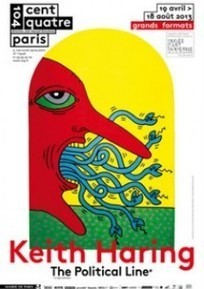 104 - Keith Haring - du 19 avril au 18 aout 2013 | Les expositions | Scoop.it