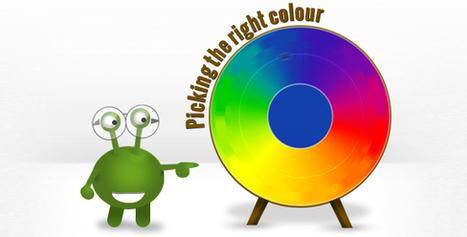 Logo Design Tips – Picking the Right Colour - Business 2 Community | the ART of HYPE | Scoop.it