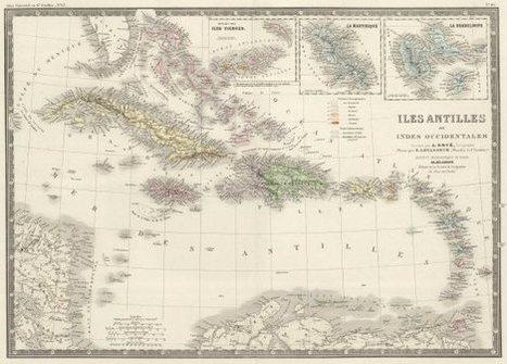 Acteurs inhabituels en Caraïbes, 17e-20e s. (#CFP Diacronie n°13) | Faire de l'histoire 2.0 | Scoop.it