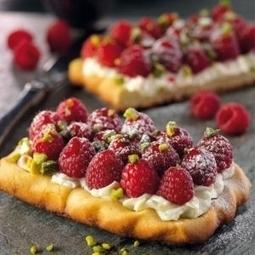 25 recettes de desserts de saison - Journal des Femmes Cuisiner | Epicure : Vins, gastronomie et belles choses | Scoop.it